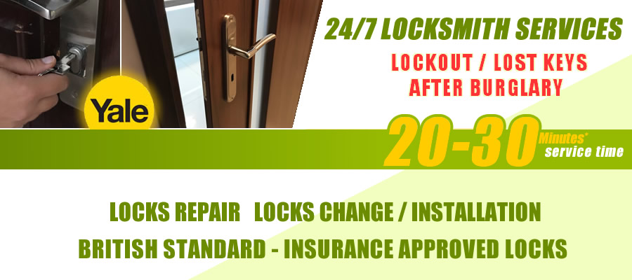 Crouch End locksmith services